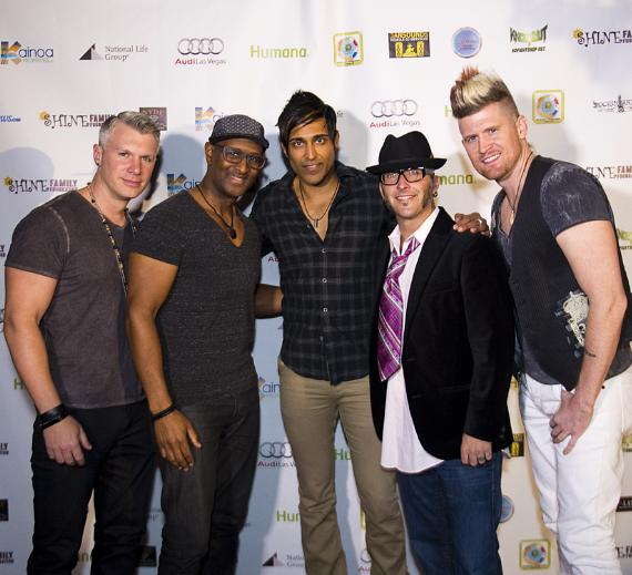 Dressed to Thrill Fundraiser for Shine Family Foundation at Thriller Villa