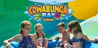 "Girl Scouts to ""drop"" 667,000 Cookies at Cowabunga Bay on Feb. 8 with ""Scout Days"" on June 20-21"
