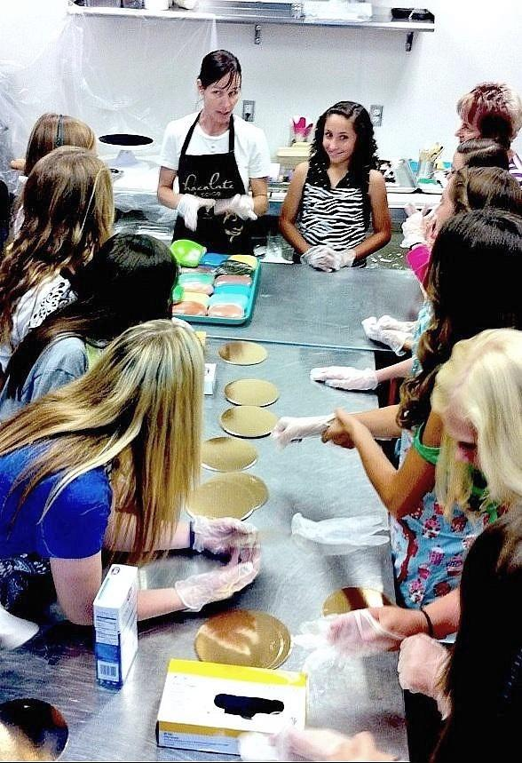 Chocolate & Spice Announces Summer Series Cooking Classes for Kids
