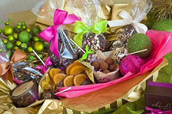 Chocolate & Spice Holiday Package
