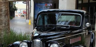 "Ninth Annual ""Cadillac Through the Years"" Car Show at Town Square Las Vegas April 13"