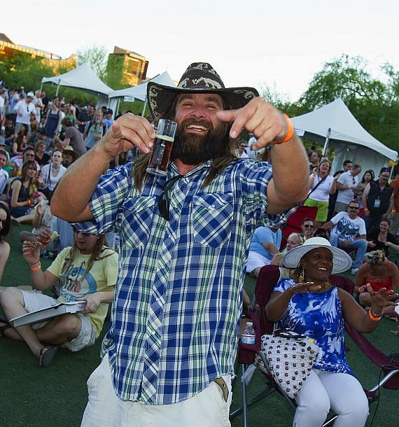 Ice-Cold Brews and Red-Hot Blues are On Tap for Eighth Annual Springs Preserve Brews & Blues Festival, Saturday May 27