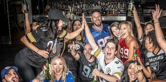 Cabo Wabo Cantina to Throw an All-You-Can-Eat-and-Drink Football Fiesta for the Big Game