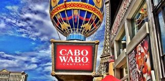 Follow the Rainbow to your Pot o' Booze at Cabo Wabo this St. Patrick's Day