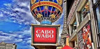 Soak Up the Sun at Cabo Wabo Cantina with Patio Parties Throughout Memorial Day Weekend