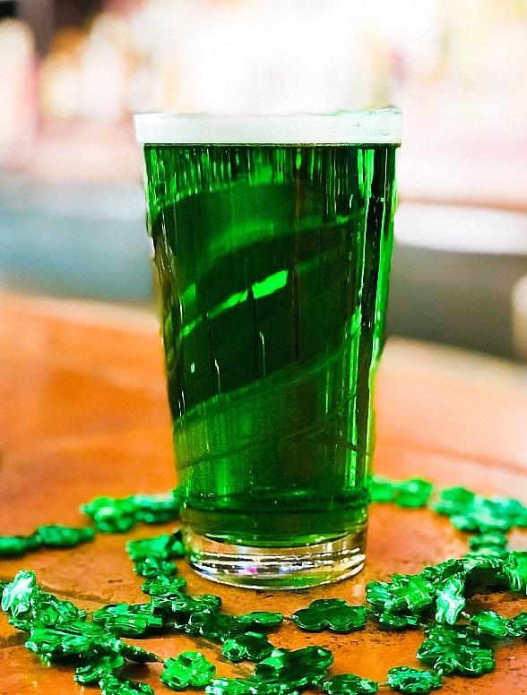 Cabo Wabo Cantina Will (Sham) Rock the Strip With St. Patrick's Day Patio Party
