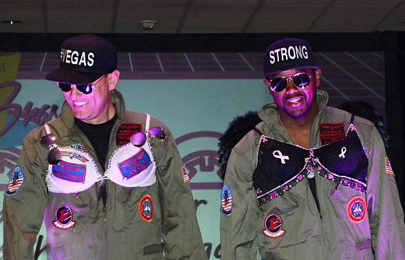 """""""Battle of the Bras"""" Fashion Show Raises Over $106,000 for American Cancer Society to Benefit Las Vegas Community"""