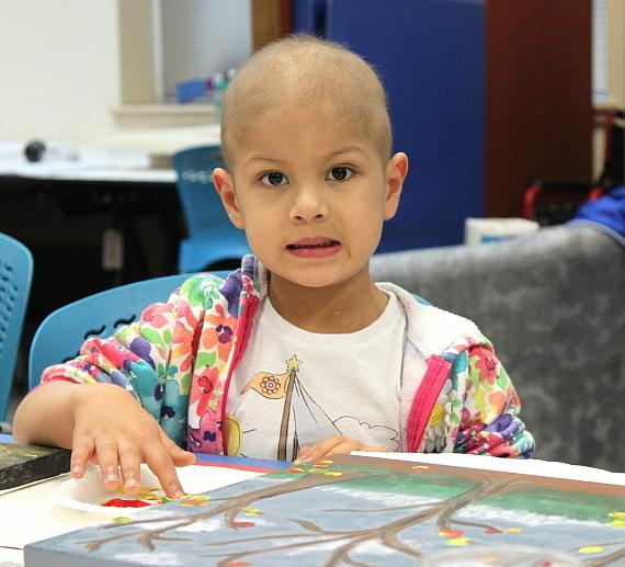 Candlelighters Beneficiary