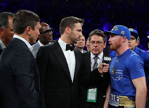 """Canelo Alvarez Opens Training Camp in San Diego to Prepare for Middleweight Showdown Against Gennady """"Ggg"""" Golovkin Sept. 16 at T-Mobile Arena in Las Vegas"""