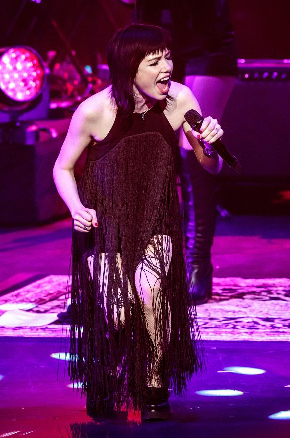 Carly Rae Jepsen to Open for Katy Perry at T-Mobile Arena in Las Vegas