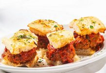 Celebrate National Meatball Day at Carmine's in Las Vegas March 9