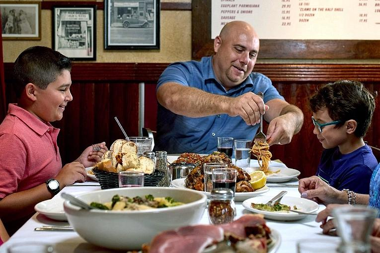 Father's Day from Carmines & Virgil's