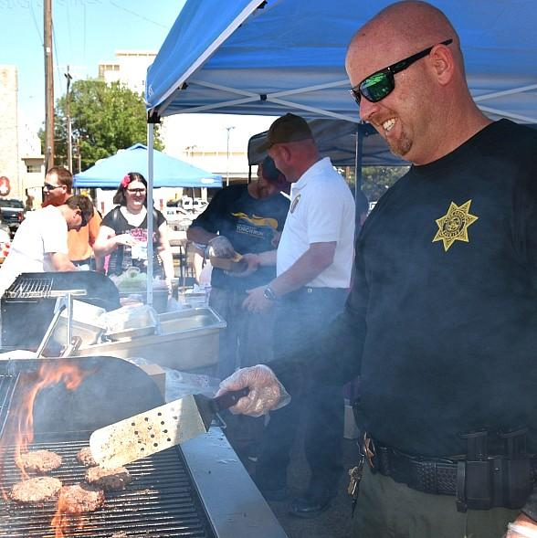 """Special Olympics Nevada Partners with Findlay Chevrolet for """"Cops & Burgers"""" Fundraiser Oct. 7"""