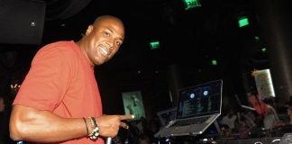 Cedric Ceballos DJs at Gallery Nightclub