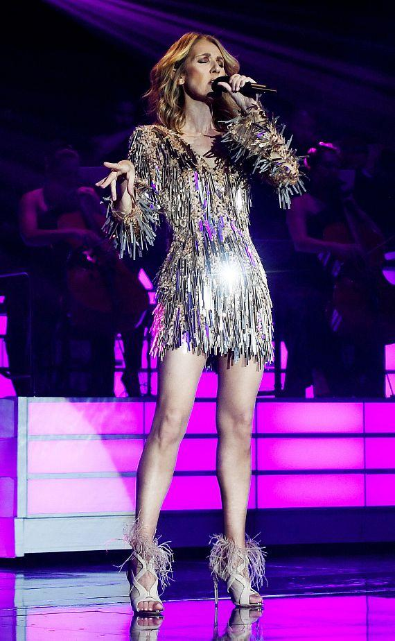 Caesars Entertainment Las Vegas Resorts Welcomes the New Year with Glitz, Glamour and Glorious Star Performers
