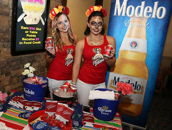 "The Wrangler Grill Celebrates Grand Opening with ""Dia de los Muertos"" Themed Party"