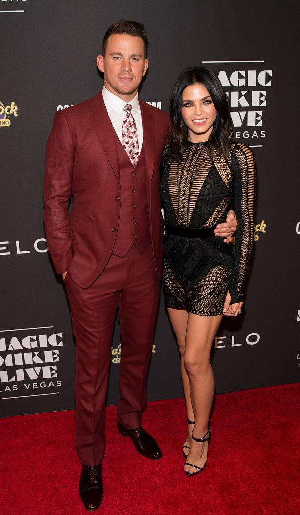 """""""Magic Mike Live Las Vegas"""" Celebrates Opening Night with a Star-Studded Performance at Hard Rock Hotel & Casino"""