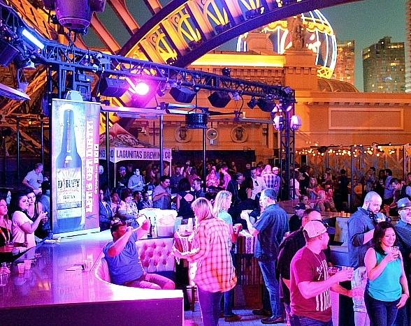 """Chateau Nightclub & Rooftop to Host """"Hops & Hogs Beer and Food Fest"""""""