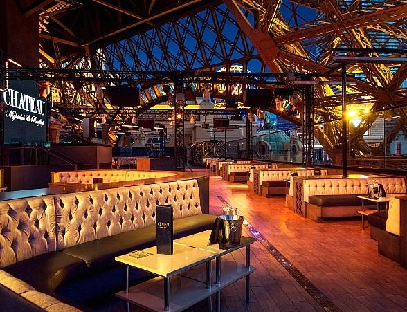 Chateau Nightclub & Rooftop at Paris Las Vegas to Toast to Memorial Day Weekend with Late-Night Party