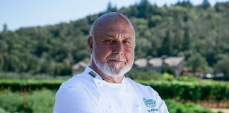 James Beard Foundation's Celebrity Chef Tour at Luxor Las Vegas, Oct. 13