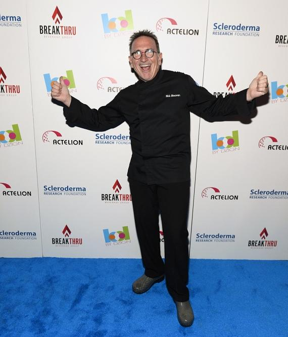 Celebrities and Top Chefs Raise More Than $560,000 for Scleroderma Research Foundation