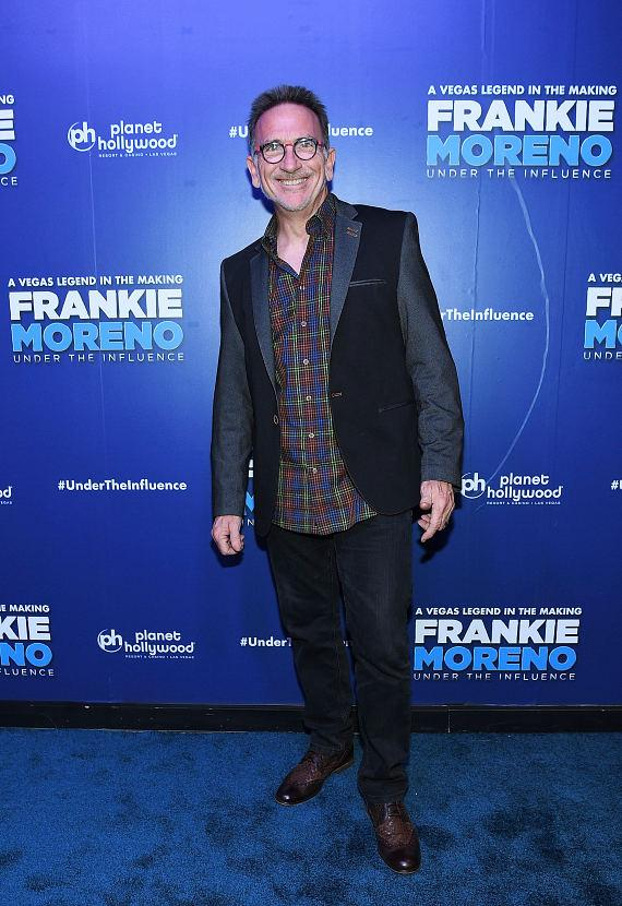 Chef Rick Moonen at Opening Night of FRANKIE MORENO – UNDER THE INFLUENCE at Planet Hollywood Resort & Casino