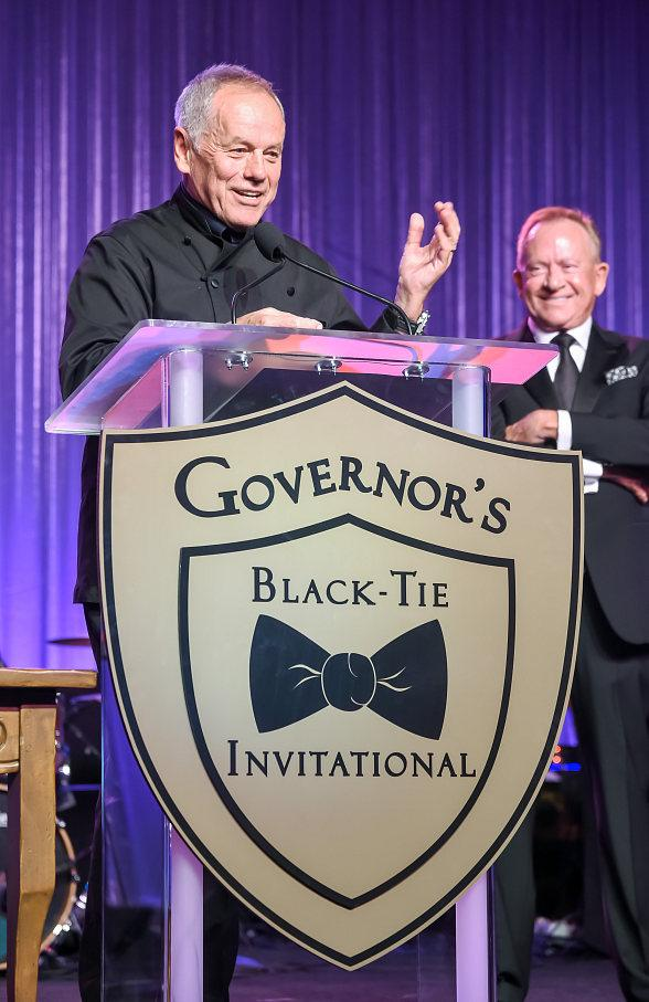 """Chef Wolfgang Puck Receives """"Philanthropist of the Year"""" Award from The Southern Highlands Charitable Foundation"""