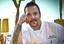 'On Air With Robert & CC' to Interview Executive Chef Mike Minor at PBR Rock Bar Aug. 31