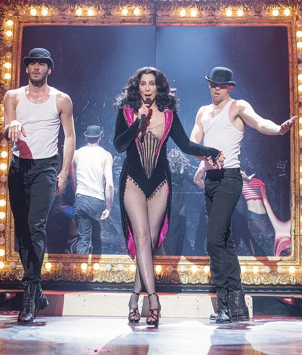 Cher Returns to Las Vegas for Extended Engagement Dates at Park Theater at Park MGM in 2019