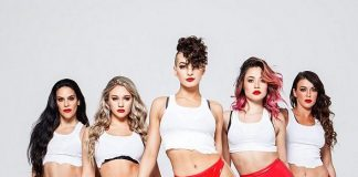 Cherry Boom Boom Announces Residency at Hooters Las Vegas