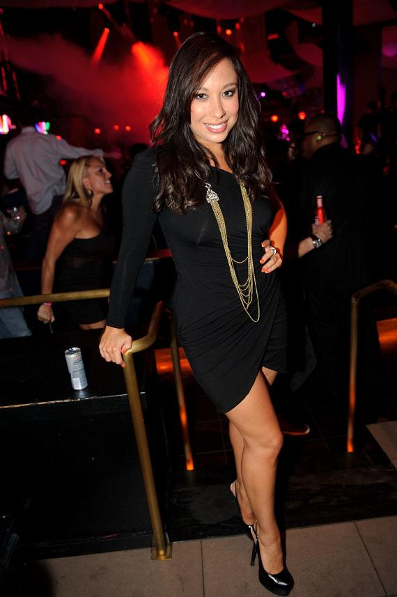 Cheryl Burke at Marquee