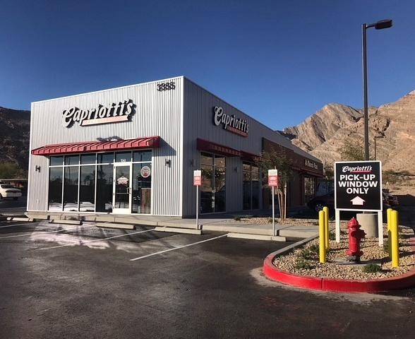 Las Vegas Capriotti's Fans Rejoice – Bobbies Now Available Without Getting out of the Car