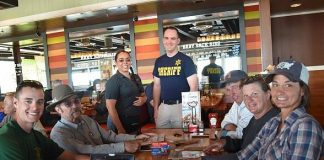 "Chili's Grill & Bar Locations to Host ""Tip-A-Cop"" Fundraiser to Benefit Special Olympics"