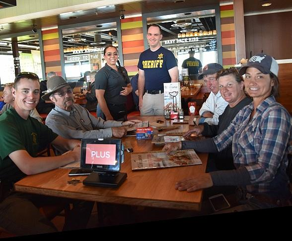 """Chili's Grill & Bar Locations to Host """"Tip-A-Cop"""" Fundraiser to Benefit Special Olympics"""