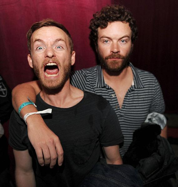 Chistopher and Danny Masterson
