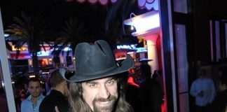 Poker Pro Chris Ferguson at Encore's Surrender Nightclub