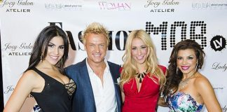 Christina Amato, Chris Phillips, Lydia Ansel, Nieve Malandra (all of Zowie Bowie)