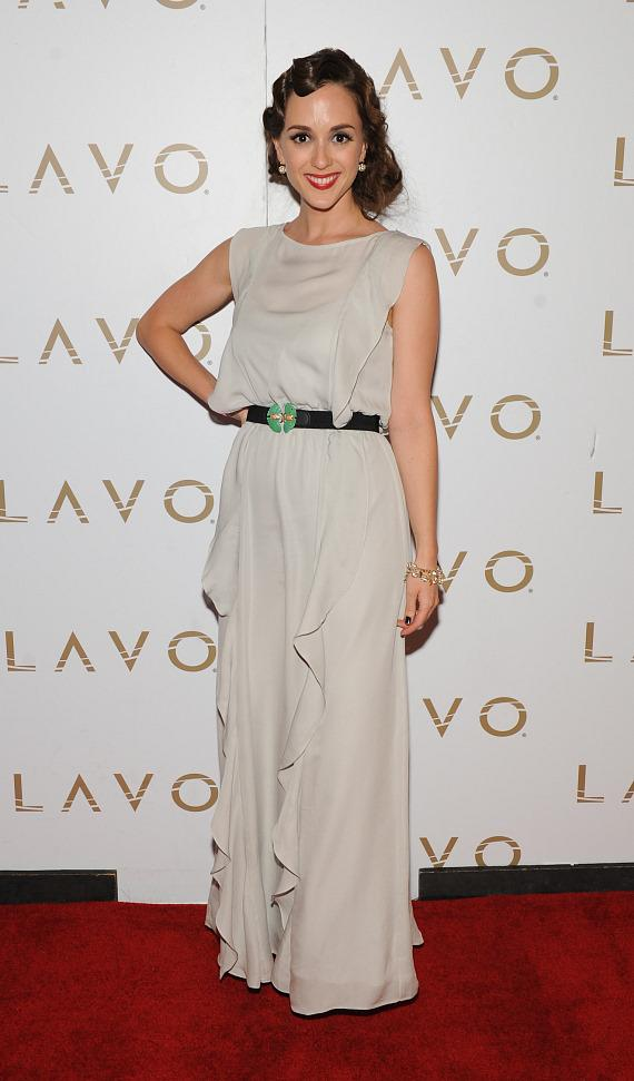 Christina Bennett Lind at LAVO