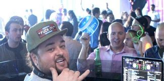 """Pawn Stars"" TV star Chumlee spins Special Guest DJ Set at Ghostbar Dayclub at Palms"