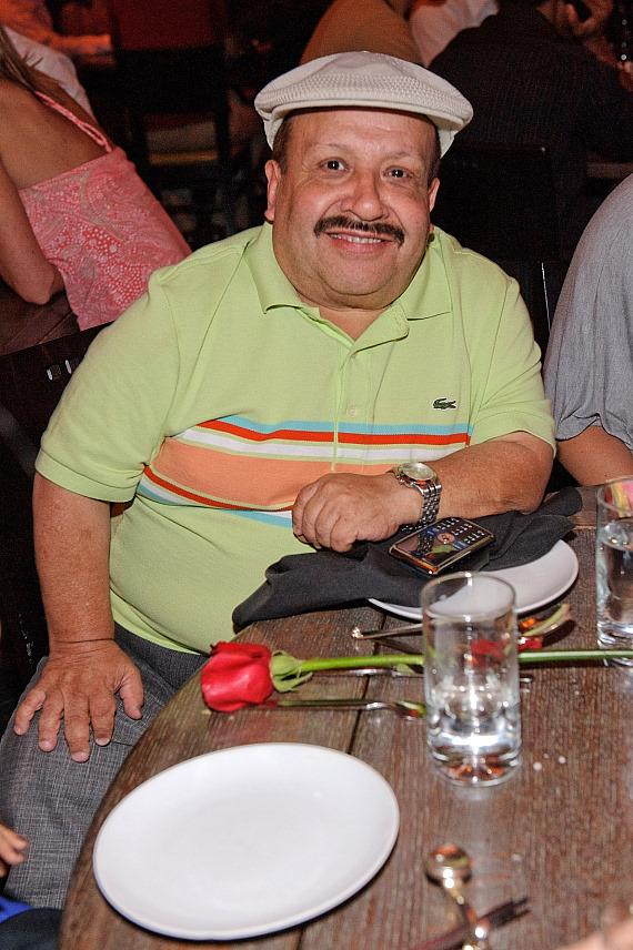 Chuy Bravo at TAO Asian Bistro Las Vegas