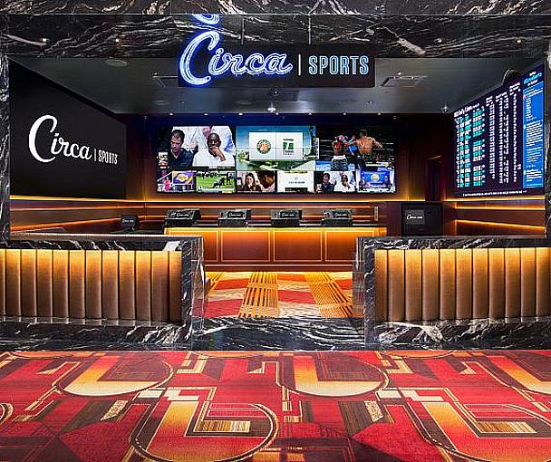 Circa Sports Introduces Curbside Sports Betting Services at Golden Gate Hotel & Casino