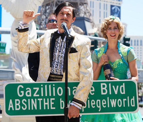 Absinthe Celebrates Seven Years in Las Vegas with