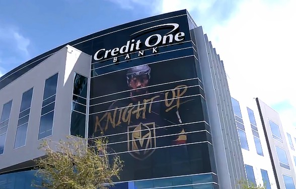 """Vegas Golden Knights Encourage Fans, Local Businesses to """"Knight up"""" for 2019 Stanley Cup Playoffs"""