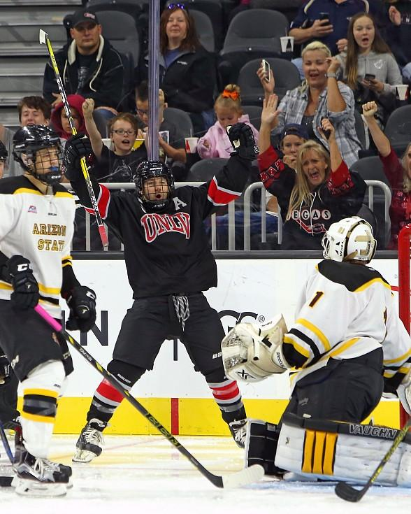 UNLV Rebel Hockey to Announce 2017-2018 Season Schedule