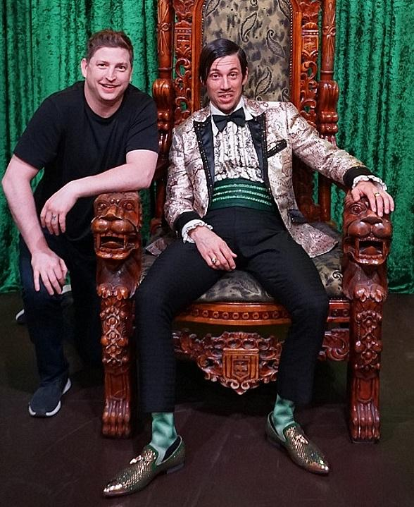 Former NHL All-Star Colby Armstrong Hosts Humboldt Broncos Junior Hockey Team Tragedy Survivors at ABSINTHE at Caesars Palace
