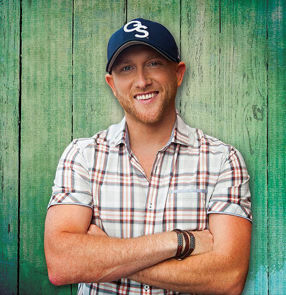 Coyote CountryFest to feature Cole Swindell, Jon Pardi, and Las Vegas' own Sierra Black at The Orleans Arena August 13