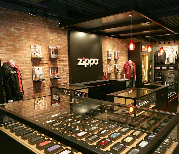 Zippo to Open its First U.S. Full-Line Retail Stores in Las Vegas