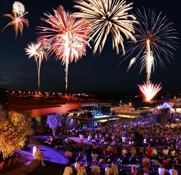 Ring in the New Year in The Village with Restaurant Specials and an Amazing Fireworks Display