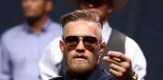 UFC World Champion Conor McGregor Hosts Official Fight After-Party at Foxtail Nightclub Saturday, Dec. 12