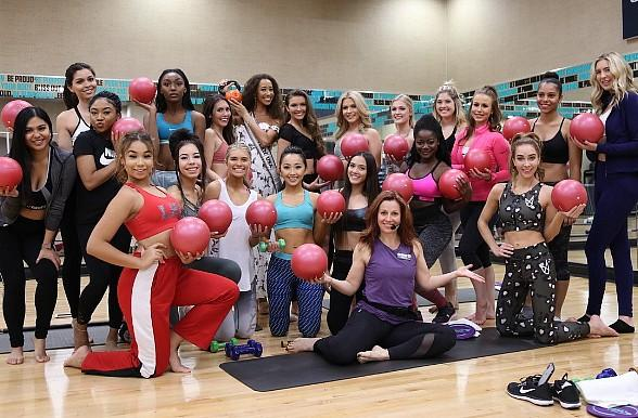 Miss Nevada USA Organization Hosts Orientation at Life Time Athletic Green Valley